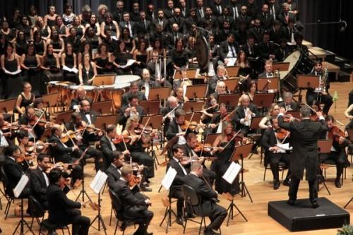 Bach e Mozart fazem parte da programação da Sinfônica nos concertos (Crédito: divulgação)