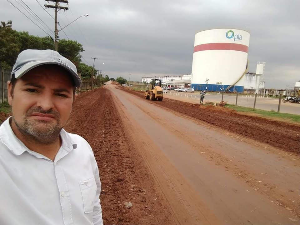 Vereador Flávio Xavier destaca ações de trabalho em 2019