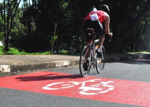Passeio de bicicleta durante Verão Vivo e ciclofaixa de lazer (Crédito: divulgação)