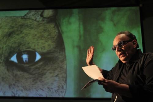 Teatro - Um espetáculo para ler - Sesc Campinas (Crédito: divulgação)