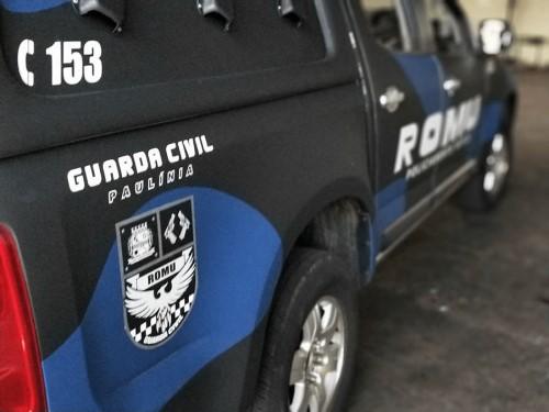 Guarda foi acionada para prender o acusado de estupro (Crédito: divulgação)