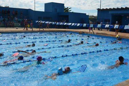 Aulas de natação em Sumaré (Crédito: divulgação)
