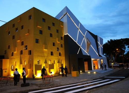 Teatro Municipal Castro Mendes (Crédito: divulgação)