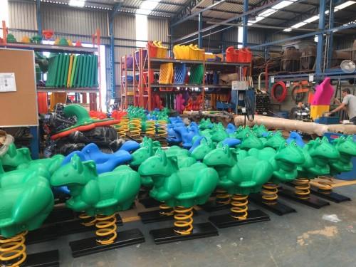 Novos brinquedos para as escolas municipais de Sumaré (Crédito: divulgação)