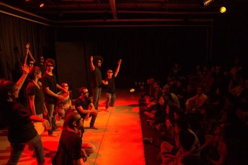 Curso profissionalizante de teatro e dança (Crédito: divulgação)