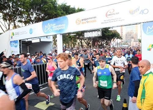 Corrida e caminhada em Campinas (Crédito: divulgação)