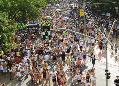 Carnaval em Campinas (Crédito: divulgação)