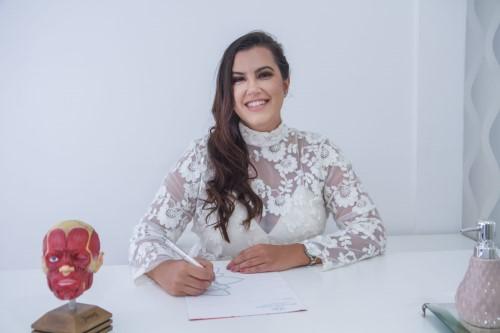 Dermatologista Luana Queiroz (Crédito: arquivo pessoal)