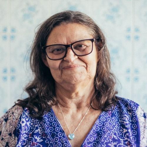 Filósofa, professora e poetista Maria Vilani (Crédito: divulgação)