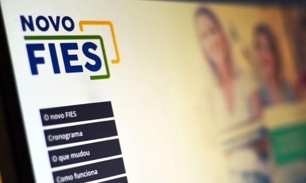 Fies é um programa do governo federal para estudantes ingressarem no ensino superior (Crédito: Agência Brasil)