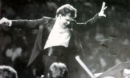 O lendário maestro Benito Juarez (Crédito: divulgação)