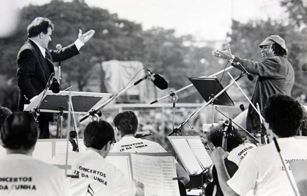 Cultura Abraça Campinas terá concerto histórico da OSMC com Benito Juarez