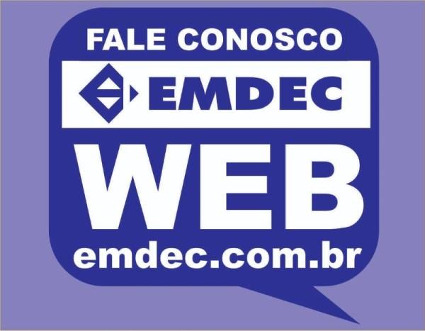 Emdec informou que Fale Conosco facilitará diversos serviços aos munícipes (Crédito: divulgação)