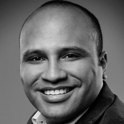 O jornalista Raoni Zambi (Beto Fernandes)