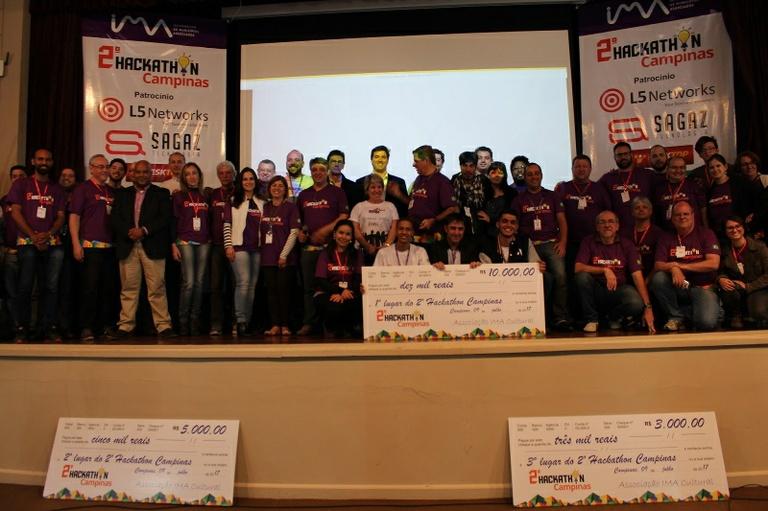 Primeiro lugar ganha R$15 mil (Crédito: divulgação)