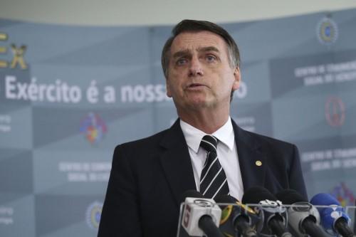 Bolsonaro divulgou medida por meio de suas redes sociais (Crédito: Agência Brasil)