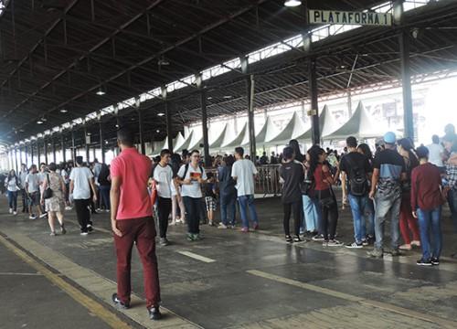 Objetivo da feira é ajudar jovens a entrarem no mercado de trabalho (Crédito: divulgação)