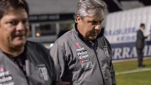 Juninho e Kleina querem emendar série positiva de resultados (Crédito: Álvaro Júnior)