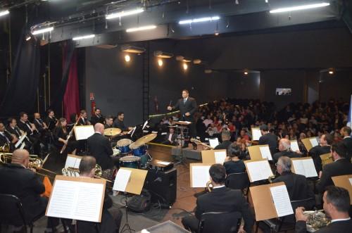 Banda realiza toda última quarta-feira do mês um concerto (Crédito: divulgação)