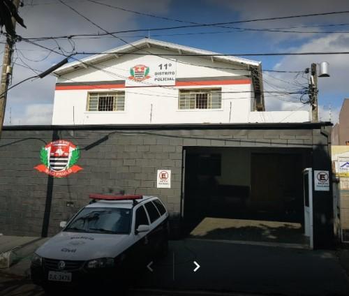 Policiais do 11º Distrito Policial de Campinas investigam o caso (Crédito: redes sociais)