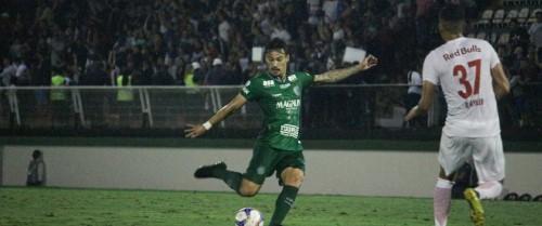 Guarani segue com 39 pontos na série B (Crédito: divulgação)