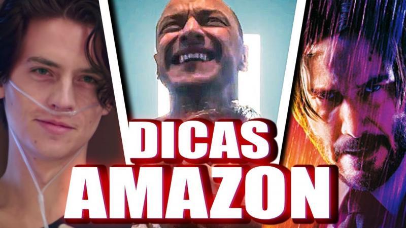 Canal do Youtube dá dicas de filmes do Amazon Prime