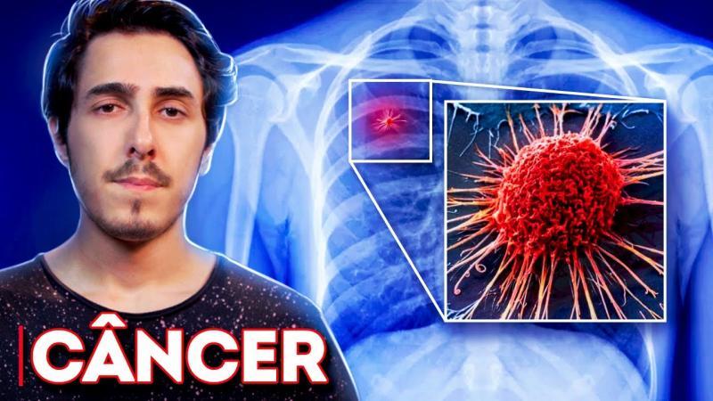 Canal do Youtube fala sobre câncer