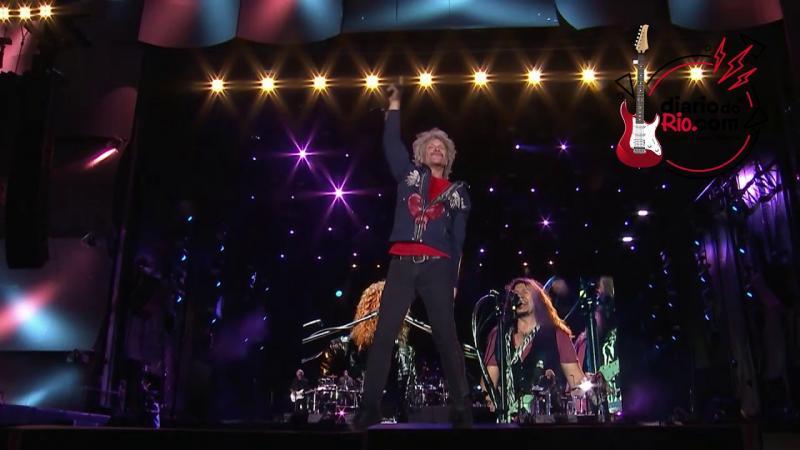 1° final de semana do Rock In Rio já rolou, semana que vem tem mais! Confira melhores momentos do Bon Jovi