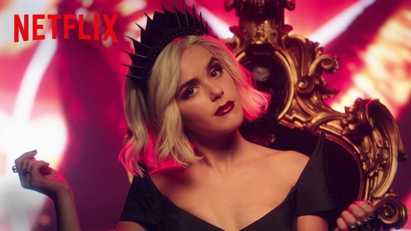 Nova temporada de O Mundo Sombrio de Sabrina estará disponível na Netflix em 26 janeiro