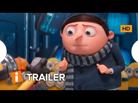 Trailer do novo filme dos Minions